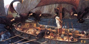 Odysseusand-thesirensbywaterhouse_PublicDomain